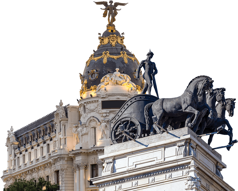 Lisbon-Madrid from 20€ - Enjoy summer by visiting the wonderful Madrid! We have 3 daily and direct buses so you can decide when to travel. Buy in advance to get the best price!